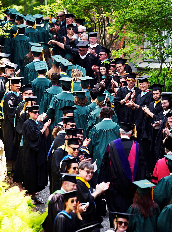 St. Johnsbury Academy Graduates Express Gratitude