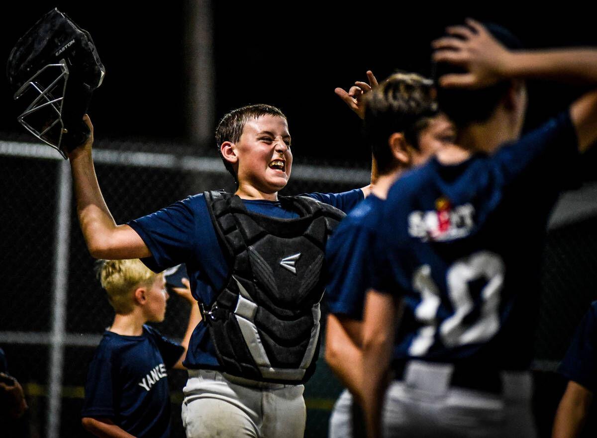 PHOTOS: St. J Little League baseball playoffs (Tigers vs. Yankees)