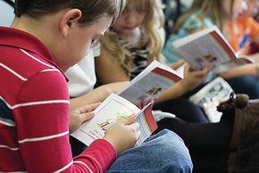 Northeast Kingdom Students Receive Free Books