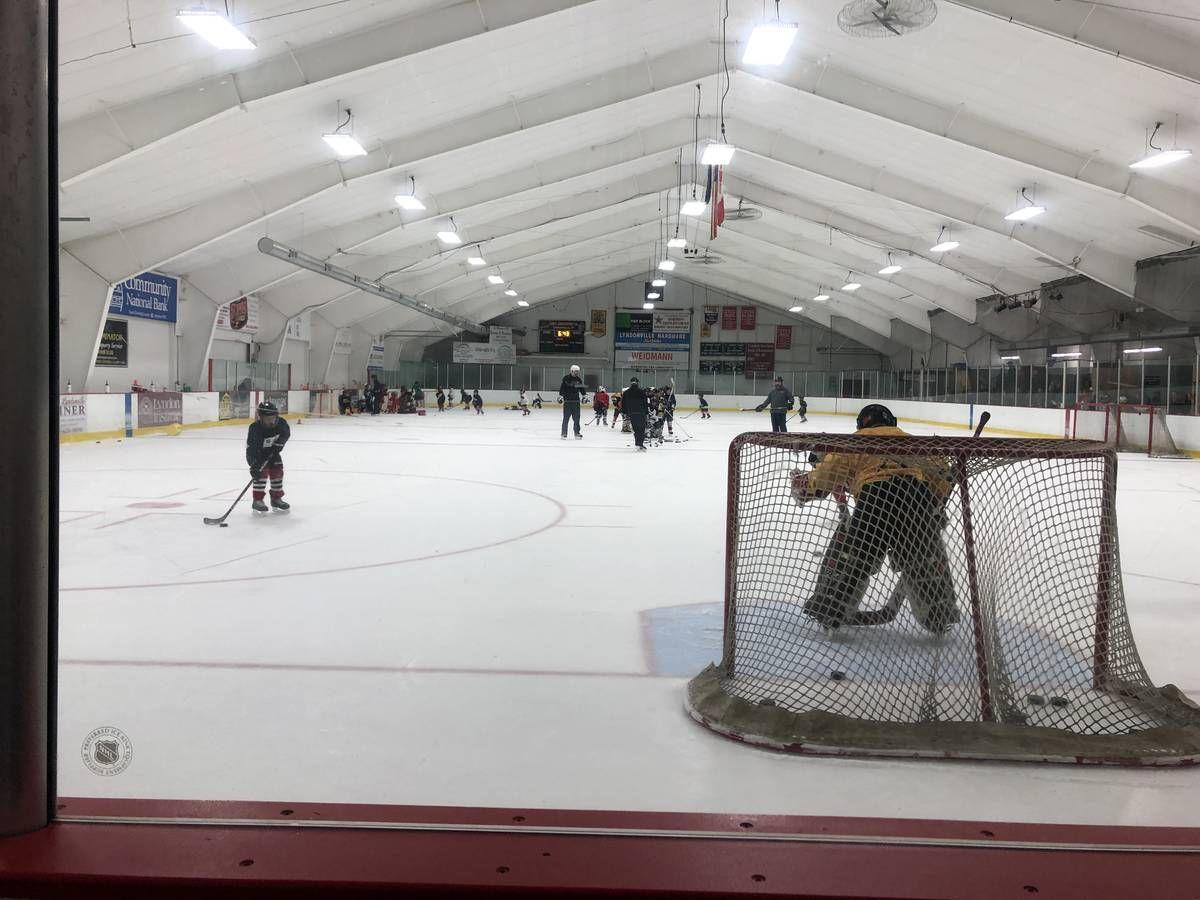 Fenton Chester Ice Arena Re-Opens