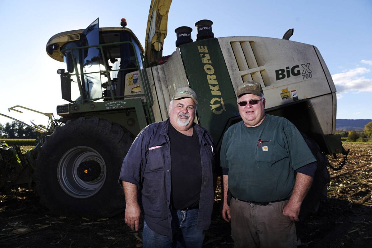 Dairy Farm Weathers Economic Challenges