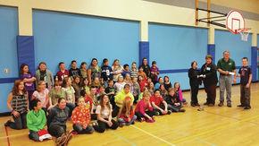 Newport City Fifth Graders Raise Money For Wreaths For Veterans