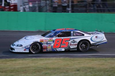 Demers snags lucky 13th win on CCV night