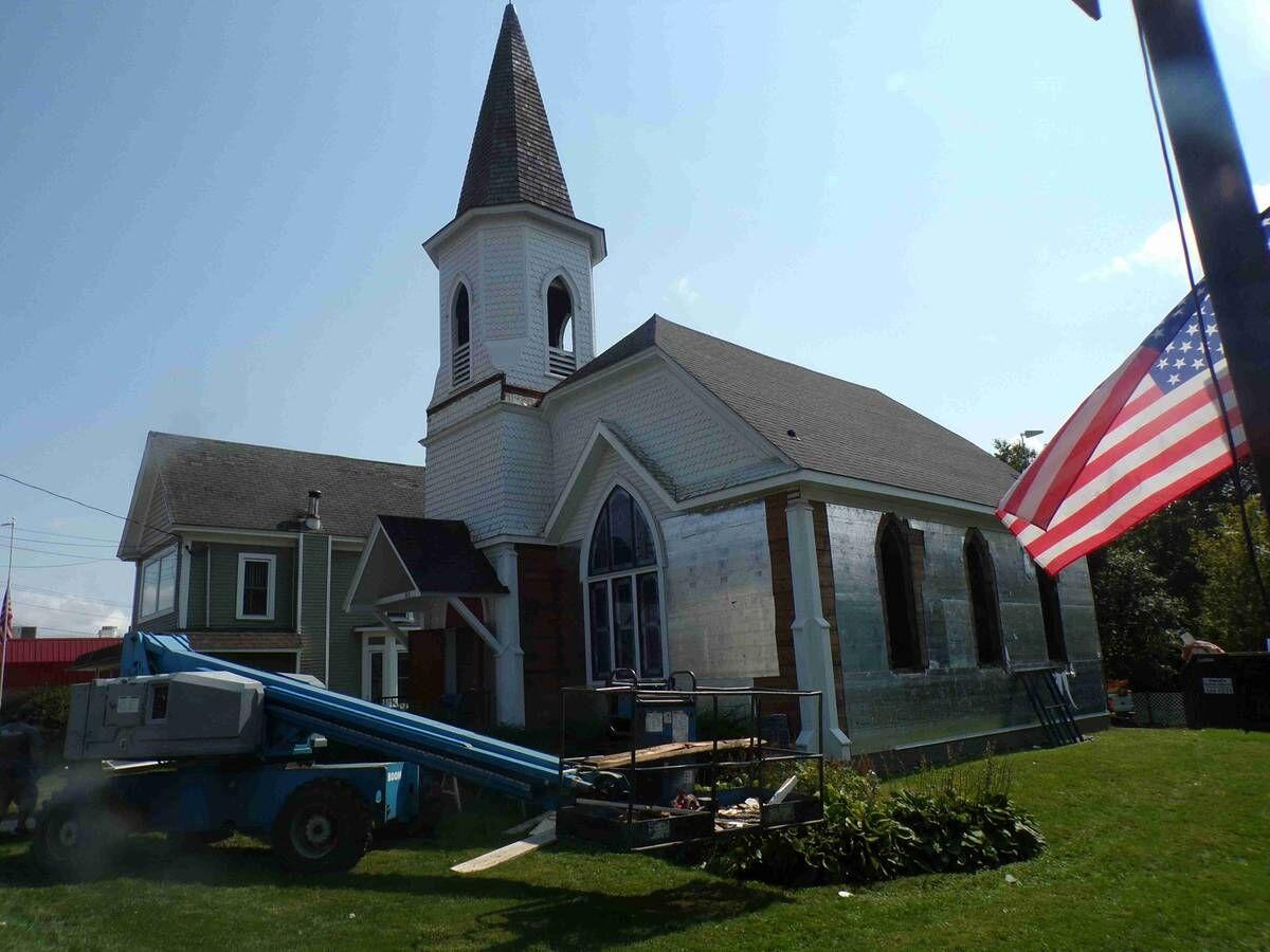 Old Newport Church Moving To Derby