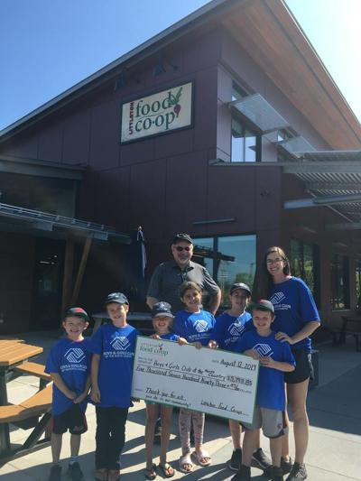Boys and Girls Club of the North Country Receives Support From Littleton Food Co-op