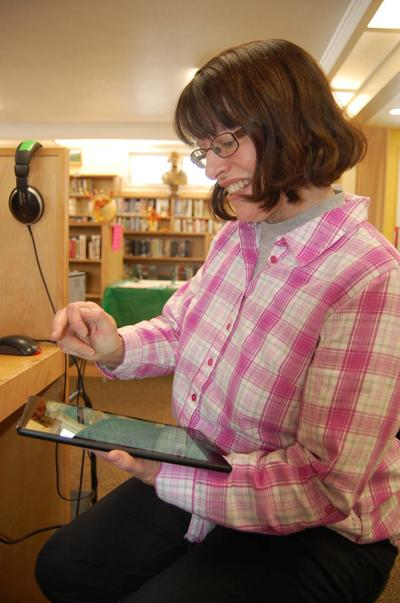 Local Library Opens Up Digital World Of Books