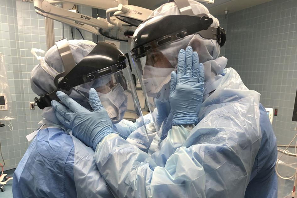Coronavirus Coverage, April | Local News | caledonianrecord.com