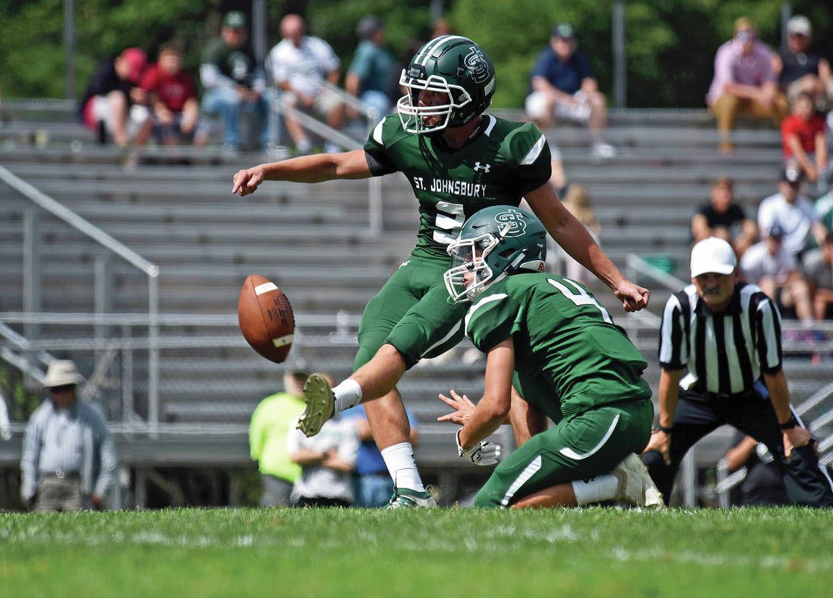 Male Athlete of the Week: St. Johnsbury Academy's Trey Alercio