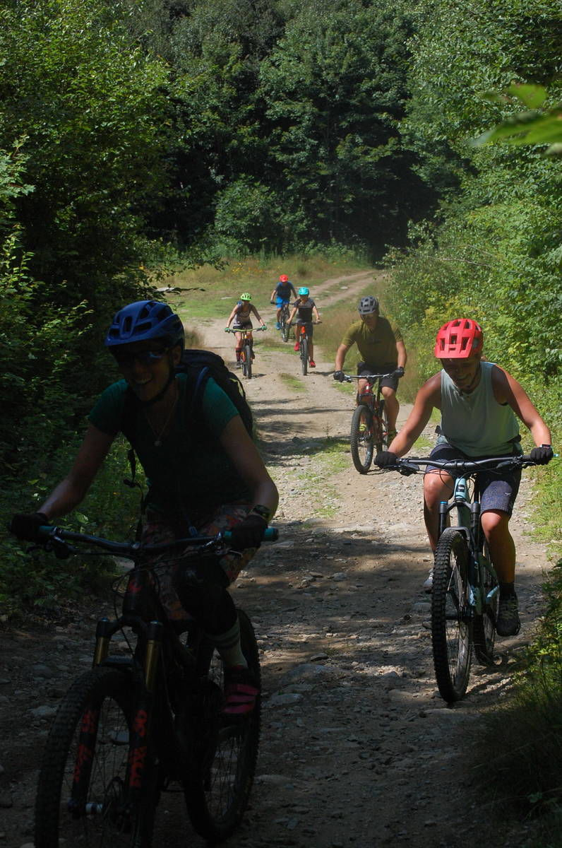 Mountain biking: The ups and downs of Moose Haven Trails