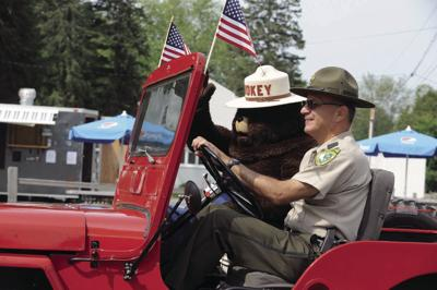 Smokey Bear's 75th Birthday Party Thursday
