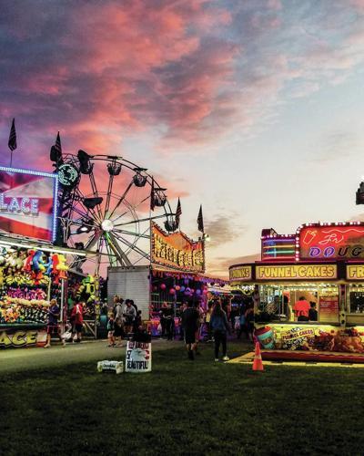 Caledonia County Fair Continues