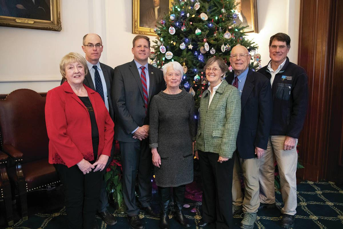 Locals Celebrate Grant Assistance With Governor
