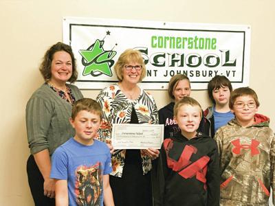 Community National Bank Benefits Cornerstone School