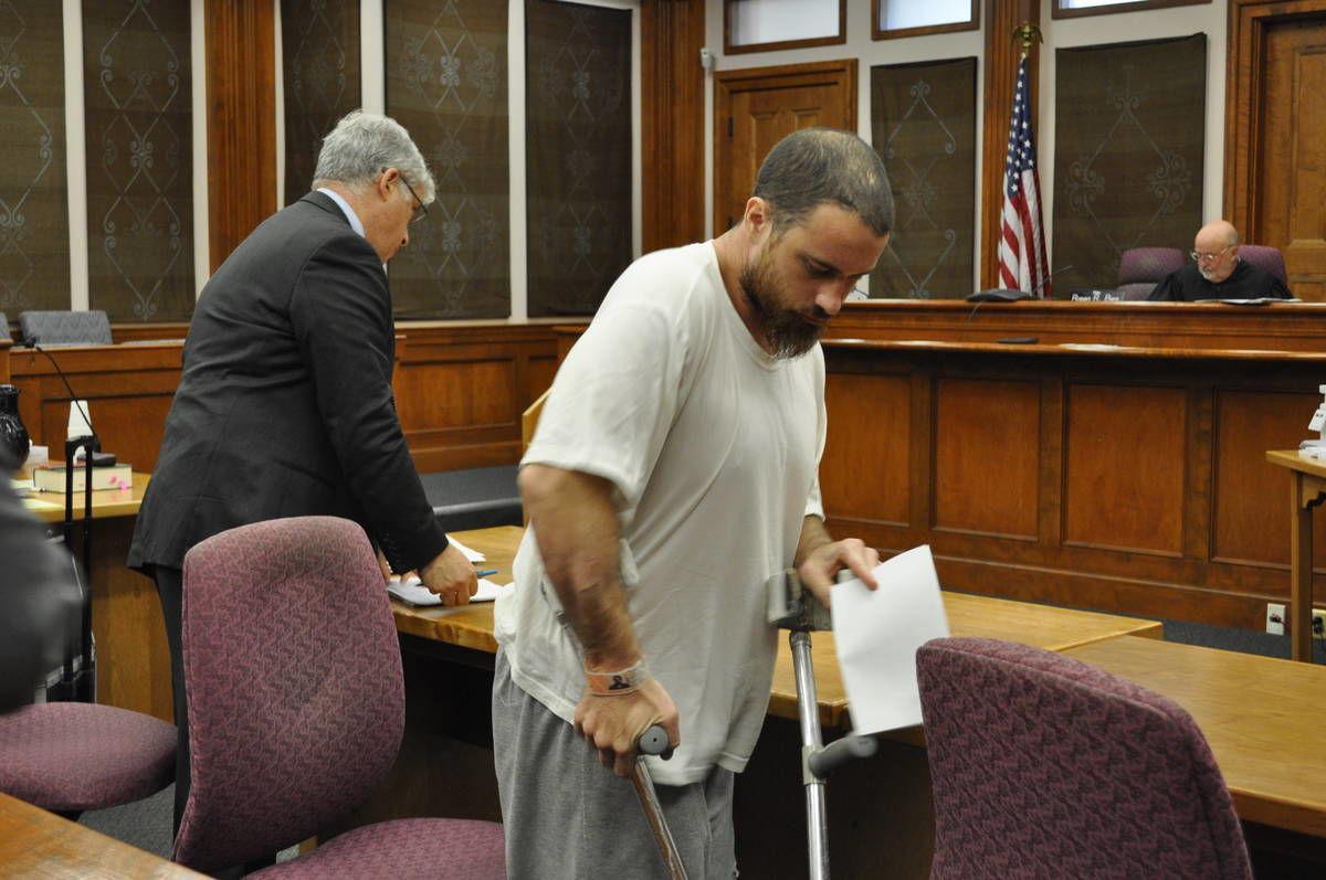 Furloughee Pleads Guilty To Murder Of St. Johnsbury Man