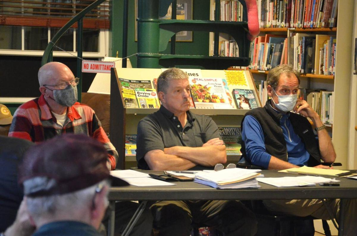 Waterford Select Board Chair's Behavior Questioned In Citizen's Concern