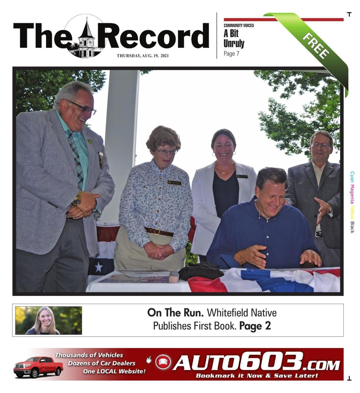 Littleton Record, August 19, 2021