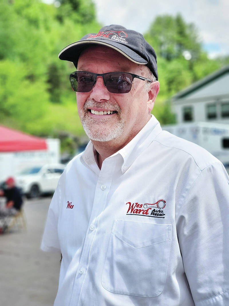Wes Ward Auto Repair Celebrates Special Anniversary