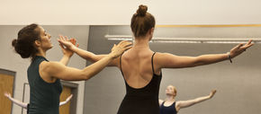Nationally Known Dancers, Choreographers Conducting Master Classes For SJA students