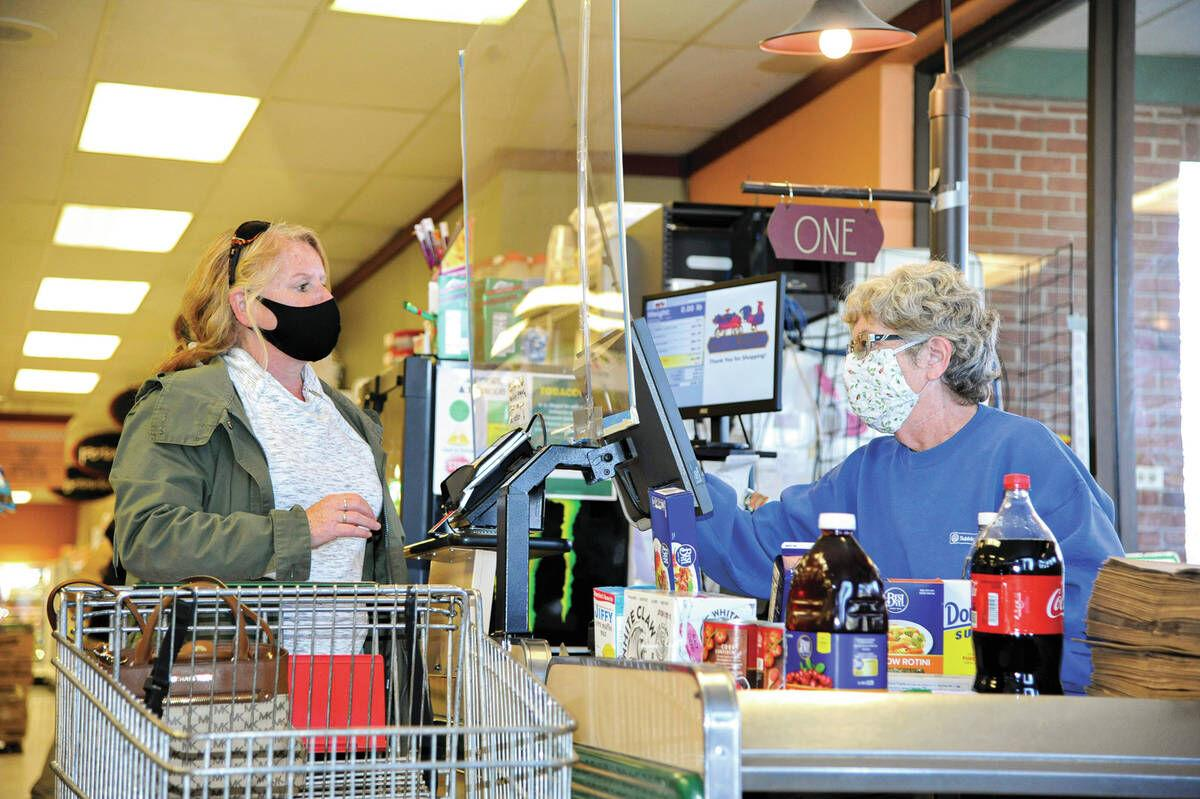Making Coins Count: Rounding-up At White Market A Big Boost Locally