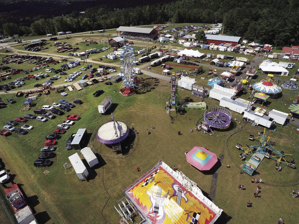 Caledonia County Fair Going With The Flow Of New Water Works
