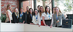FBLA members attend annual State Leadership Conference