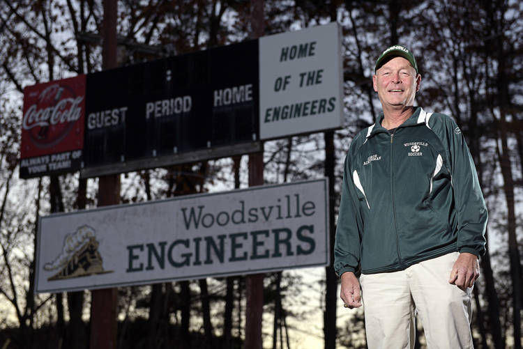 THE ENGINEER: After 41 Years, Woodsville's Mike Ackerman To Retire, Enter NHIAA Hall of Fame