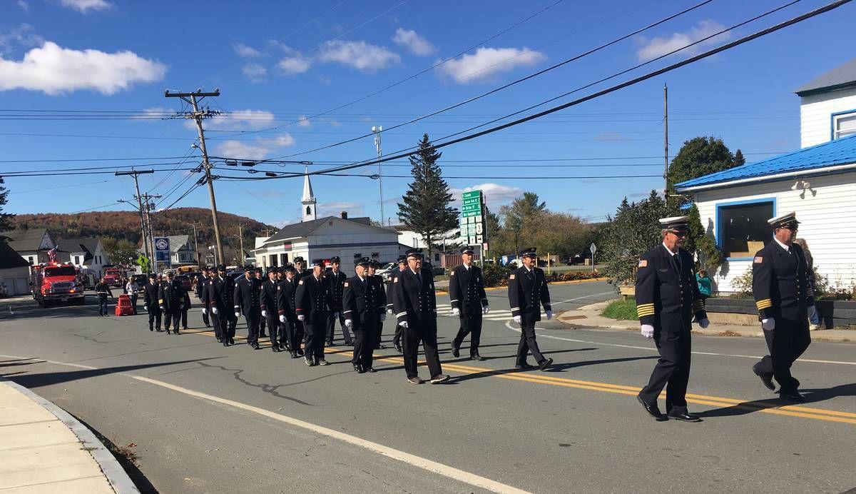 Beecher Falls Volunteer Fire Department Celebrates 75 Years