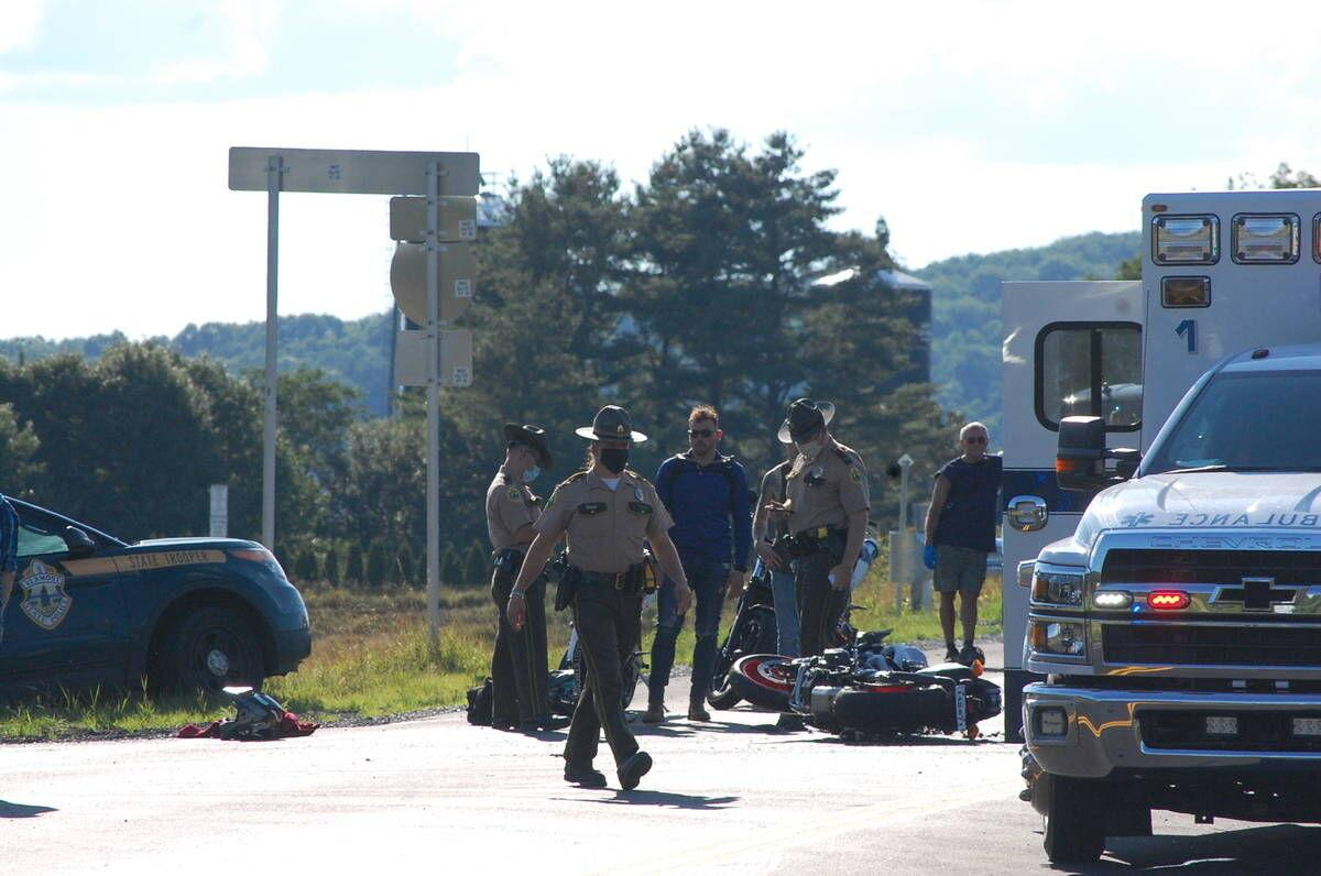 Motorcyclist Badly Injured In Waterford Crash