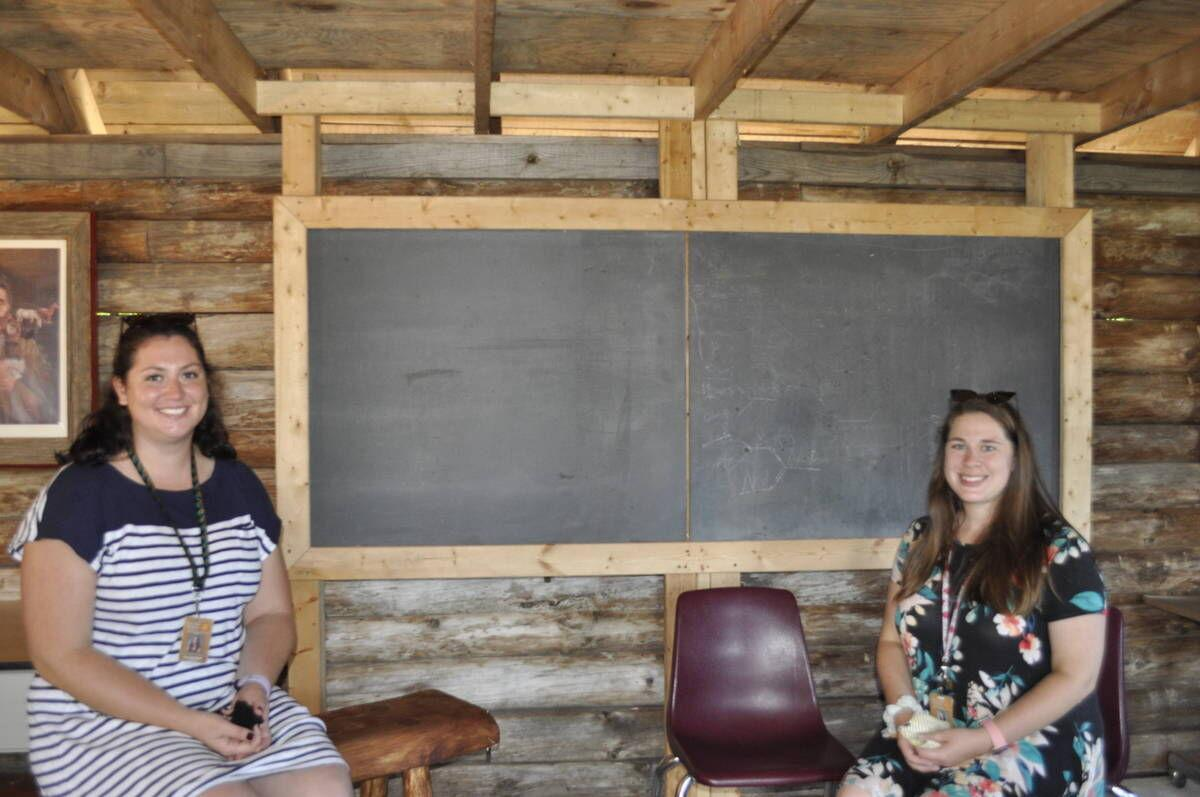 PeachamCommunity Donations Help School Take The Classroom Outside