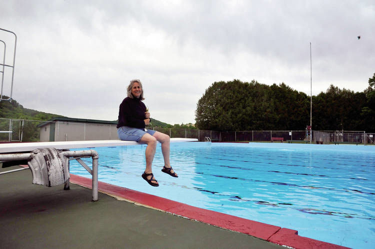 Problems Can't Sink Community Pool