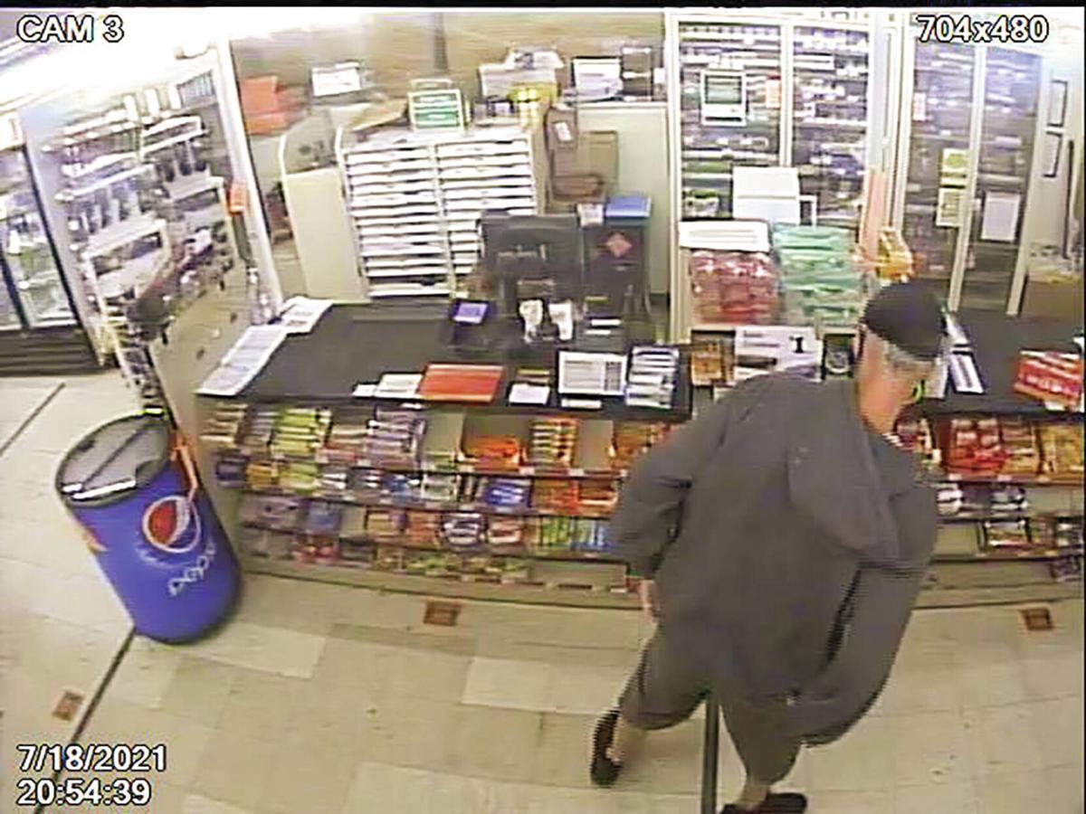 Newport Police Seeking Screwdriver-wielding Family Dollar Robber