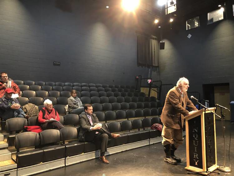 Marijuana Commission Takes Public Comment In St. J