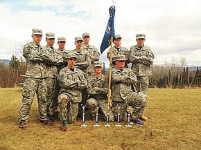 WMRHS JROTC Raiders host White Mountain Challenge