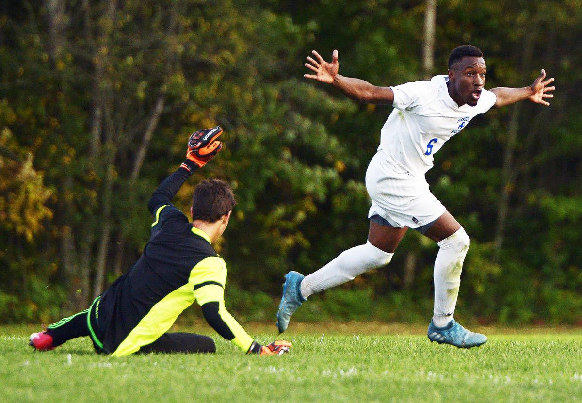 College soccer: Ex-Lake Region star Urie commits to Vermont