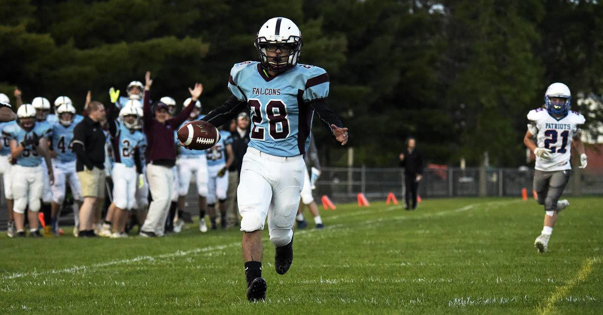 H.S. football: Patriots score 44 unanswered points, wax Falcons