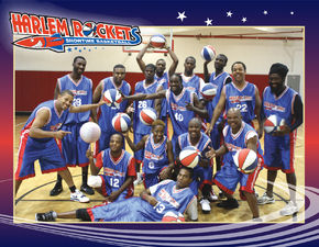 Profile Booster Club To Host Harlem Rockets