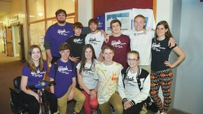 Lyndon Institute Students Hold A Day of Silence