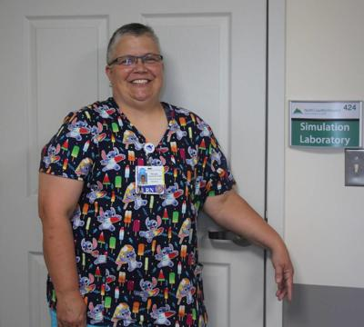 First Scholarship Awarded From Newly Established Nursing Scholarship Fund At North Country Hospital