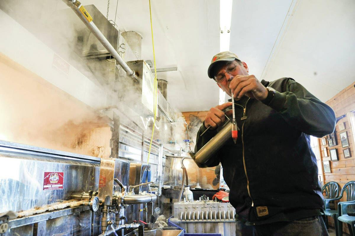 Despite Pandemic, Vermont Hits The Sweet Spot In Maple Industry
