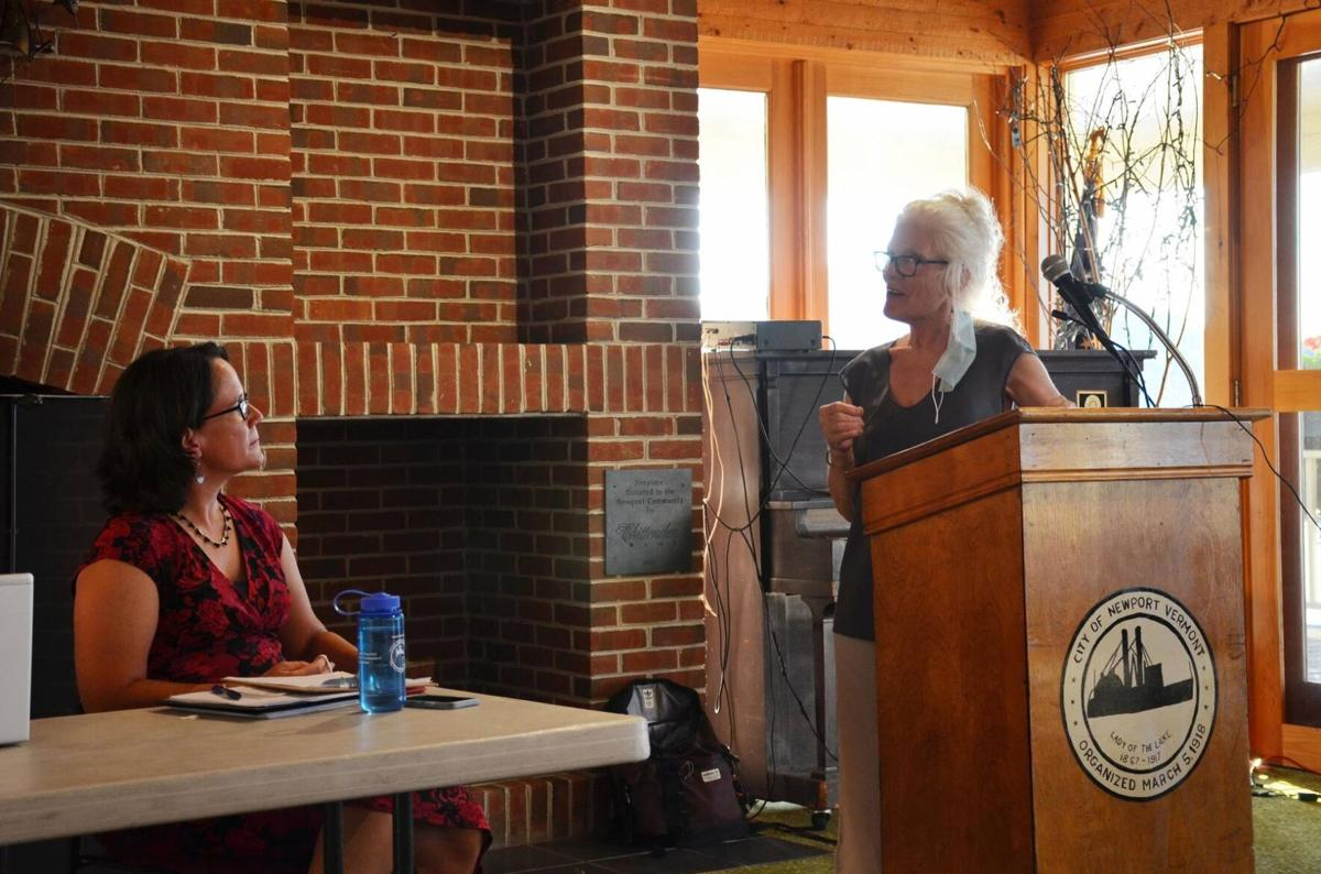 Over 100 Attend Memphremagog Community Forum; ANR Asked To Do More To Protect Lake