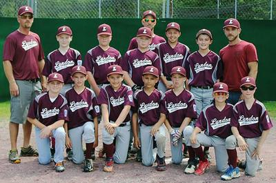 Lyndon 10-11s compete in Little League state tournament