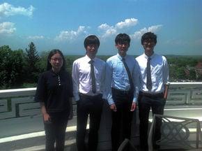 Academy Math Students Are Regional Winners Of UVM Math Exam