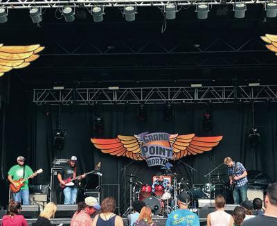 NEK Band Rocks The Burlington Waterfront