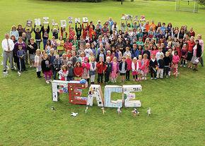 Lafayette School celebrates International Peace Day