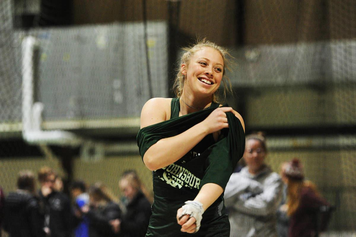 St. Johnsbury Academy's Kayla Talbot: The Record's 2019-20 Girls Indoor Track and Field Player of the Year