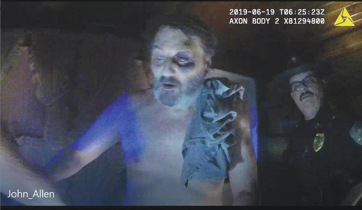 Police Body Cam: Joe's Pond Drowning Victim Acted Erratic, Paranoid During Encounter With St. Johnsbury Police