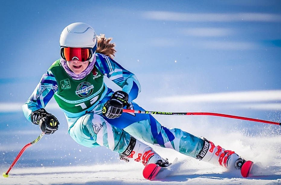 Profile School's Emerson Bell: The Record's 2019-20 Girls Alpine Skier of the Year