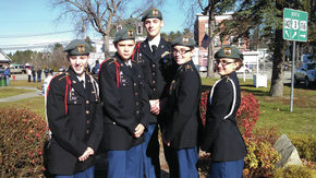 WMRHS Army JROTC Cadets Compete In National Academic And Leadership Challenge