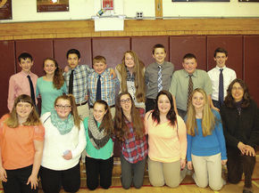 Waterford students perform at Music Festival
