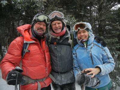 Thoughts on the Out-of-Doors: Sorry to have missed annual Moosilauke hike